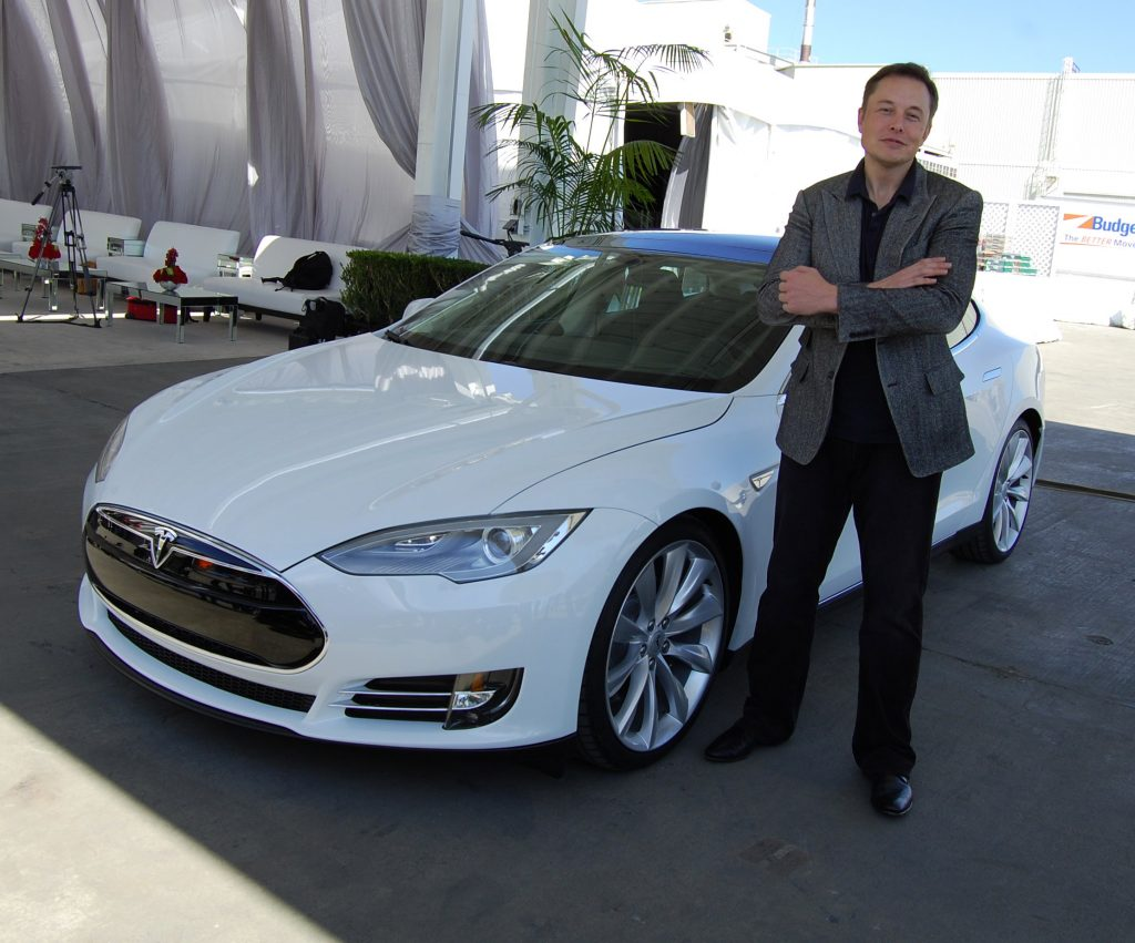 what Elon Musk has to say about Self-Driving Cars