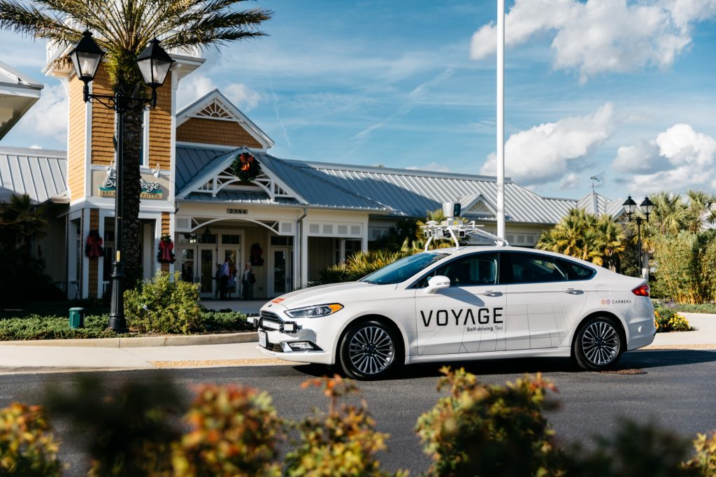 Voyage Auto CEO Explains How Self-Driving Cars are Best Suited for Retirement Communities 1